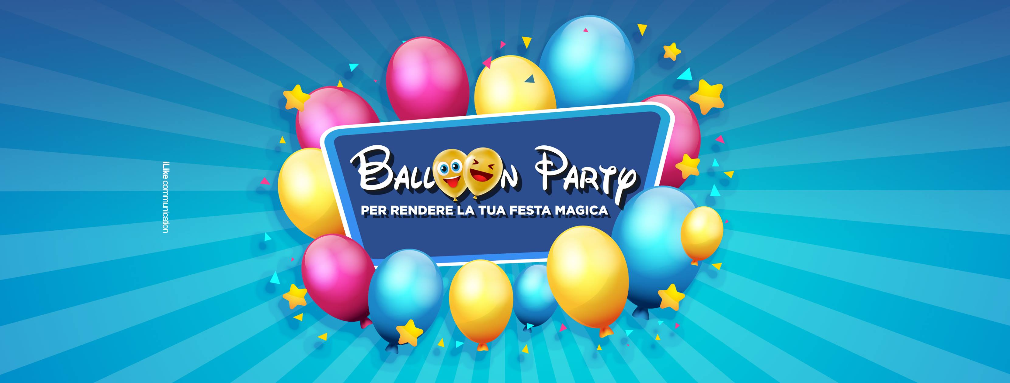 balloon party volla